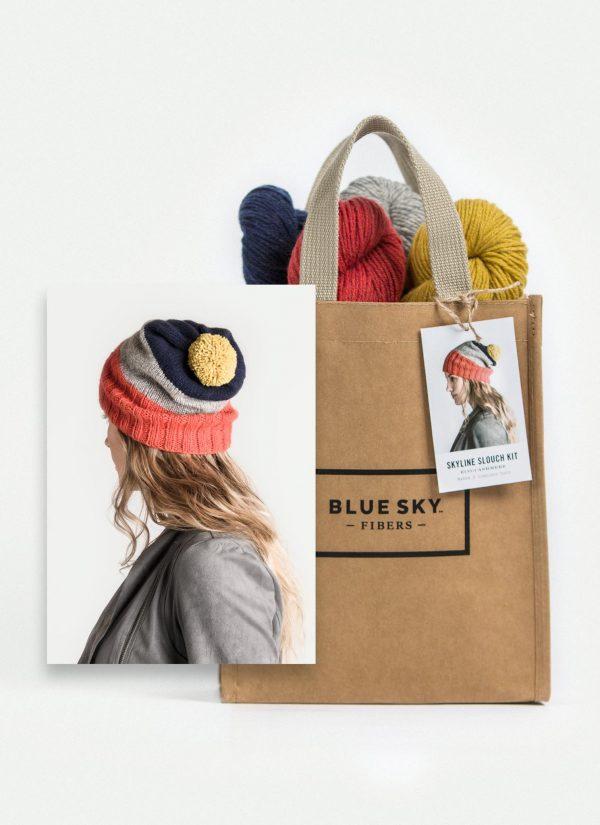 Skyline Slouch Hat Kit